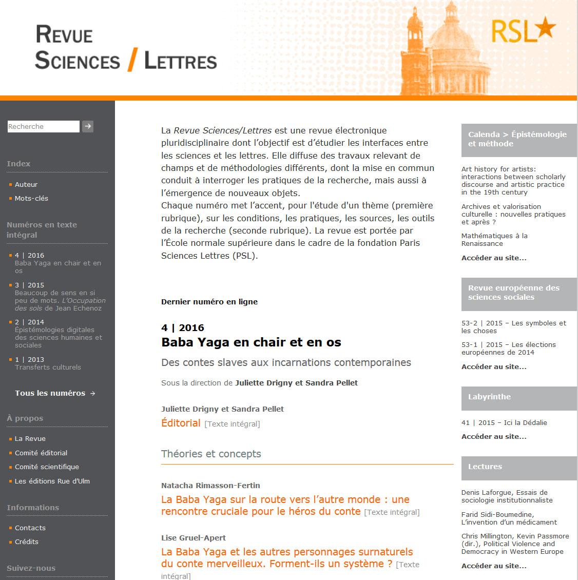 site-RSl