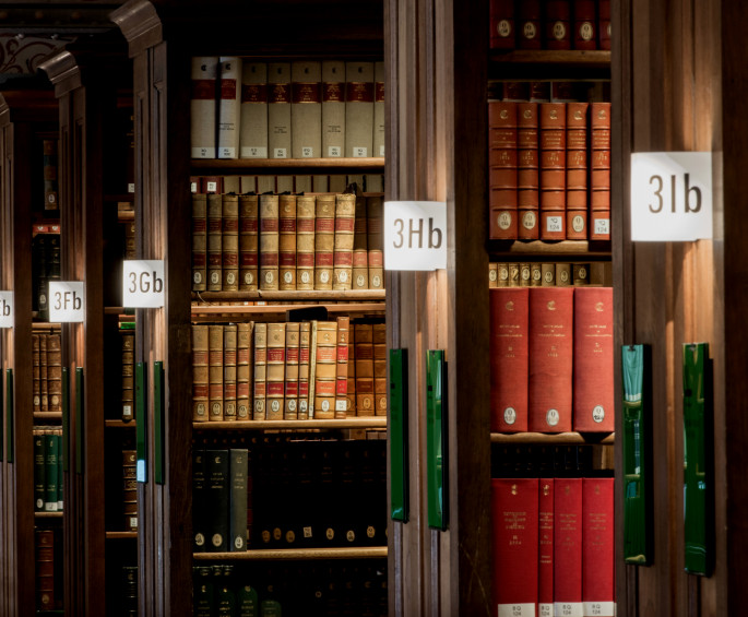 Libraries and museum