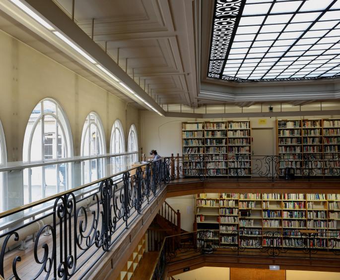 Bibliothèques et musées
