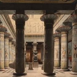 humboldt- Le Neues Museum à Berlin