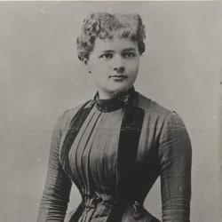 Maria Sklodowska en 1888 (Source: Musée Curie ; coll. ACJC).