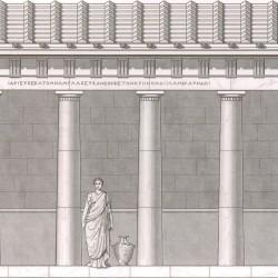 """""""La fontaine dorique"""", Jesper Blid"""