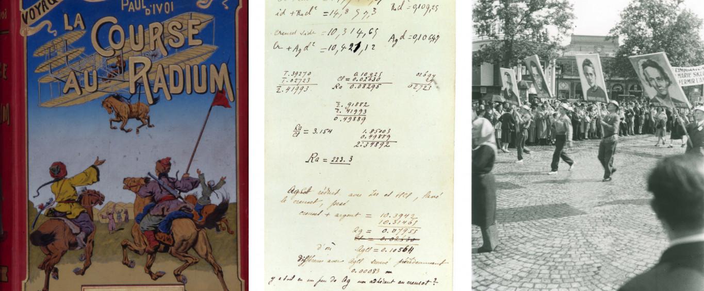 Curie Museum Historic Archives Psl Explore