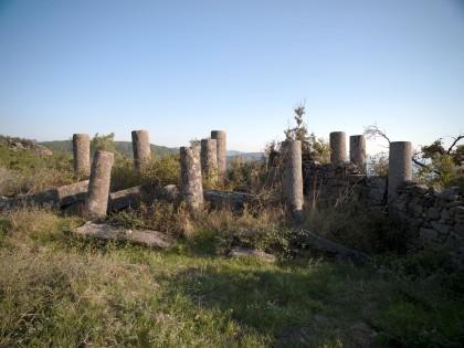 La fontaine hypostyle avant les fouilles