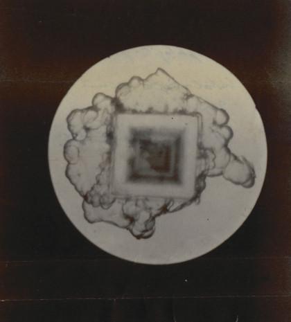 Mélanophlogite pseudocubique