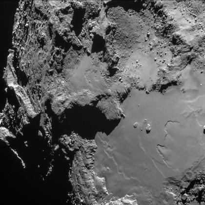PSL-Explore_focus_Rosetta_comète_relief1