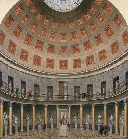 humboldt- La Rotonde de l'Altes Museum