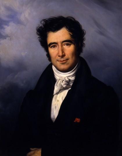 Portrait de François Arago