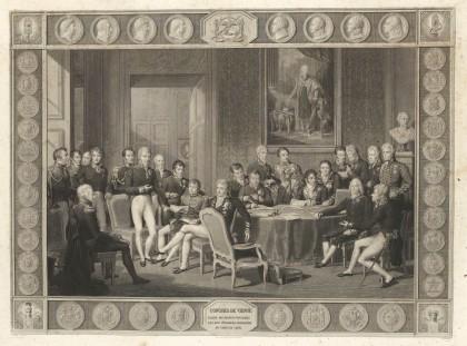 humboldt-congrès de Vienne