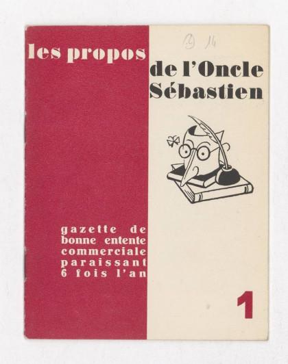 Les Propos de l'Oncle Sébastien