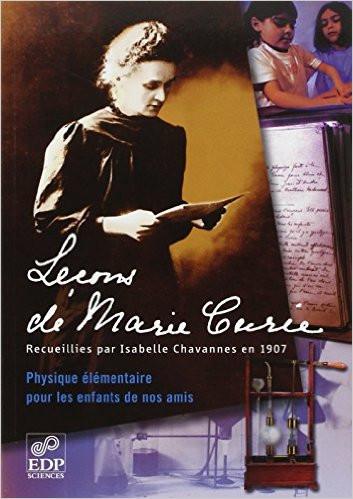 Leçons de Marie Curie