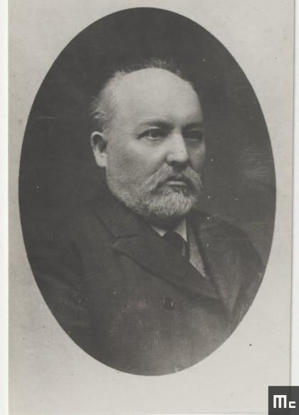 Wladyslaw Sklodowski 1890, Musée Curie ; coll. ACJC