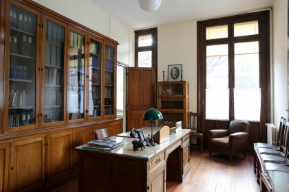 PSL_PSL-Explore_focus_patrimoine_Musee Curie_bureau