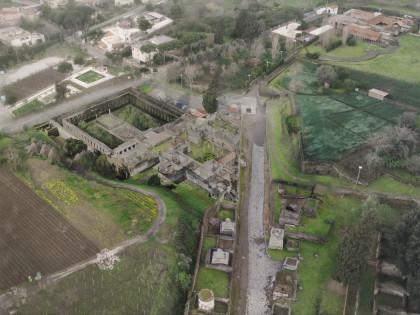 Pompéi- villa Diomède