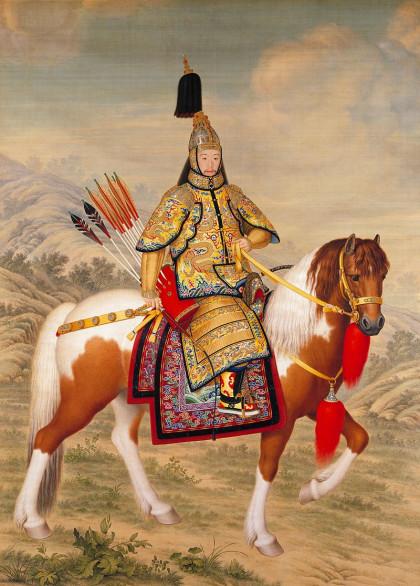 L'Empereur Qianlong