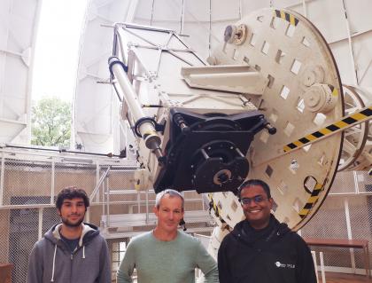 télescope-Observatoire