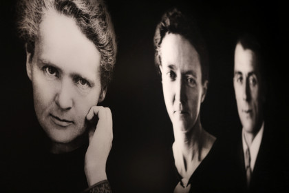 Famille Curie