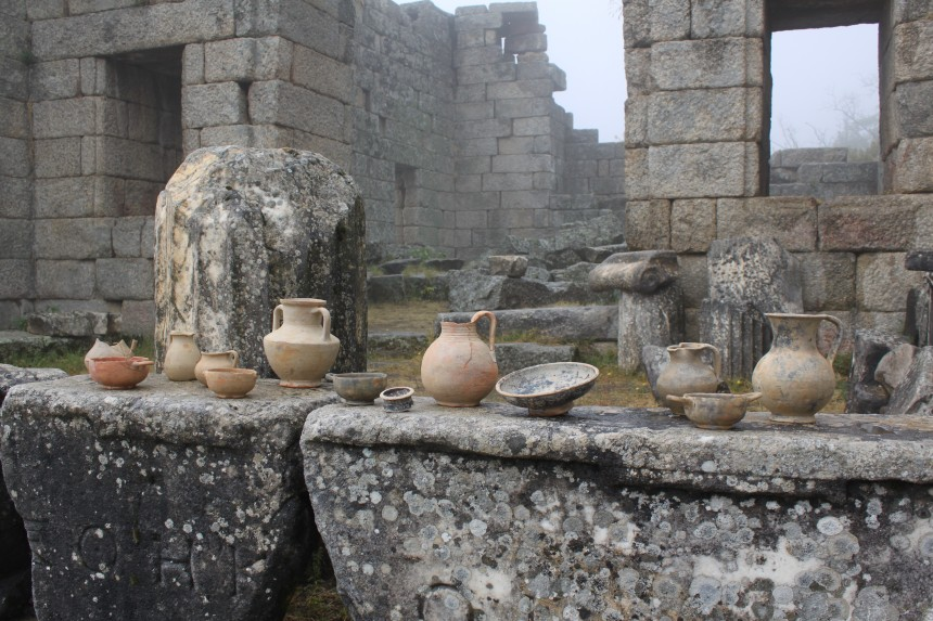 collection de céramiques de Labraunda