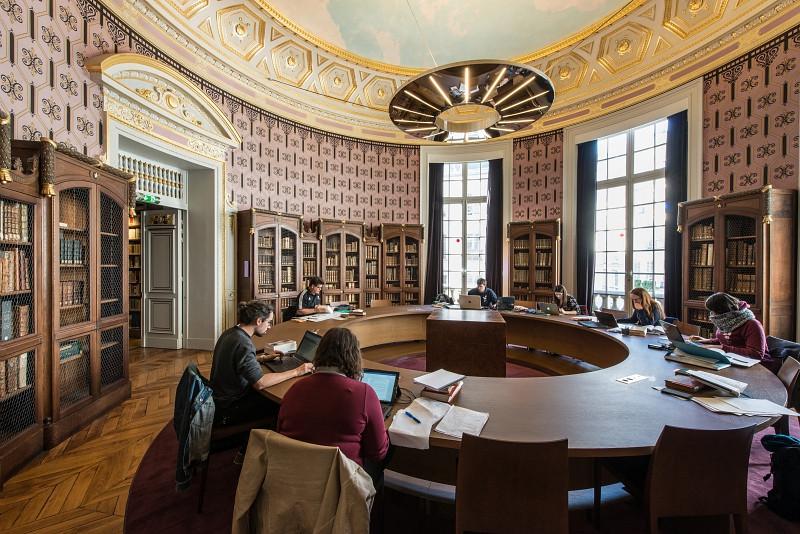 PSL_PSL-Explore_focus_patrimoine_Ecole des chartes_Bibliothèque