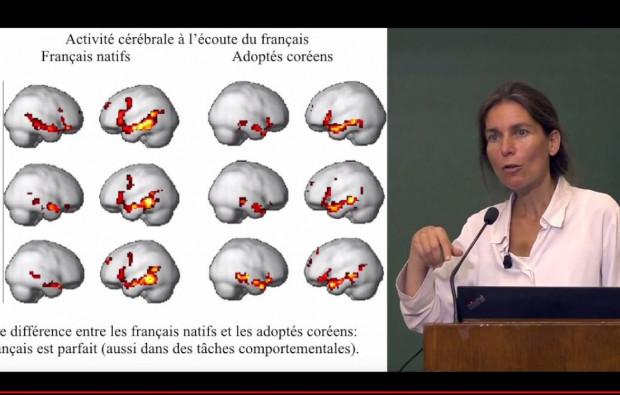 conférence Anne Christophe PSL