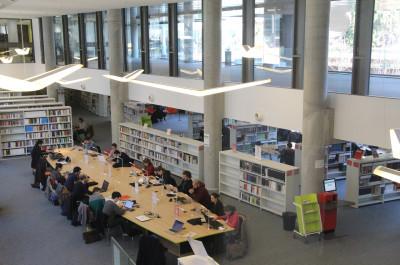 ENS Bibliothèque Jourdan-SHS