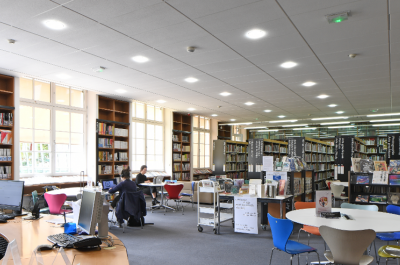 Bibliothèque de l'Ecole nationale supérieure des Arts Décoratifs