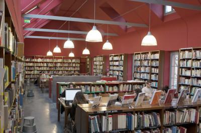 Bibliothèque ENSA Paris Malaquais