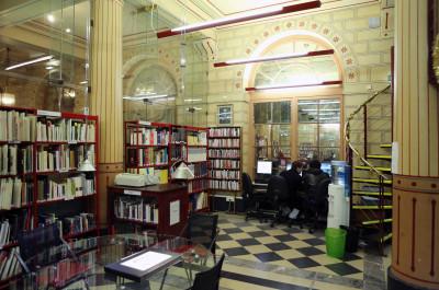 Bibliothèque Beatrix Dussane - CNSAD