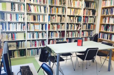 Bibliothèque du Centre Alexandre-Koyré. Histoire des sciences et des techniques - EHESS