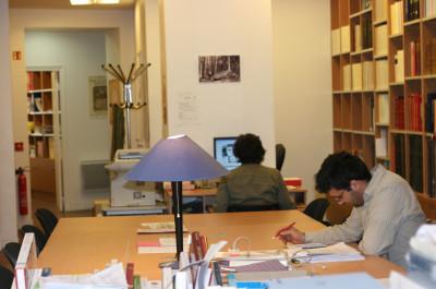 Bibliothèque du Centre Etudes en Sciences Sociales du Religieux - EHESS