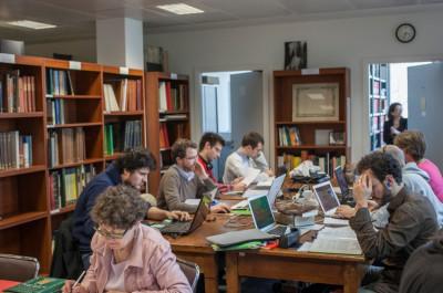 Bibliotheque Centre Wladimir Golenischeff