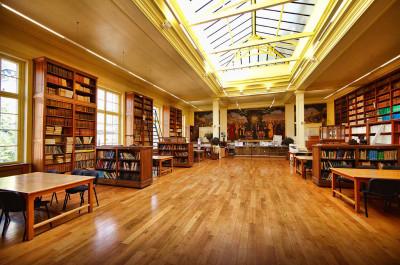 Bibliothèque de Chimie ParisTech