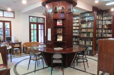 Bibliotheque  EFEO Hanoi
