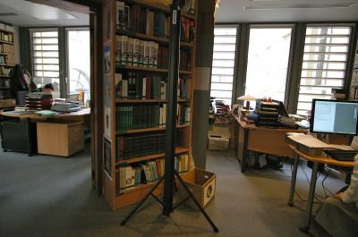 Bibliothèque du Groupe Anthropologie Historique de l'Occident Médiéval - EHESS