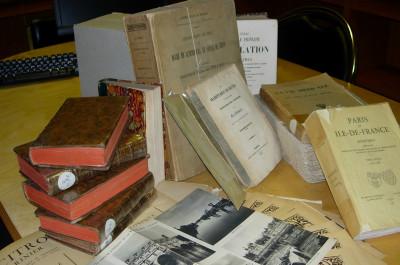 Bibliothèque du Laboratoire de Démographie et Histoire Sociale - EHESS