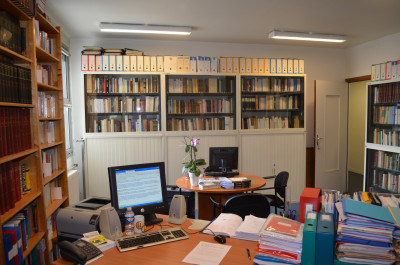 Bibliotheque du CESPRA