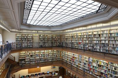 bibliothèque MINES ParisTech