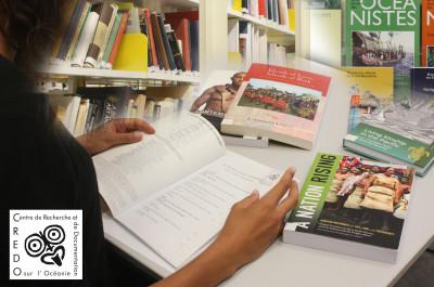 Centre de Recherche et de Documentation sur Océanie - Fonds Pacifique - EHESS