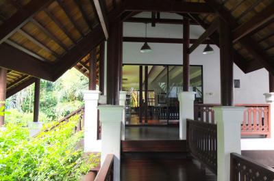 Bibliotheque  EFEO Chiang Mai