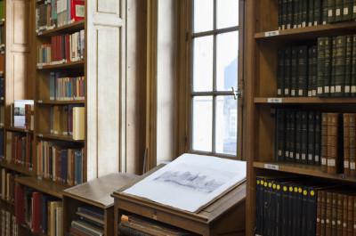 Bibliothèque Ecole nationale des chartes