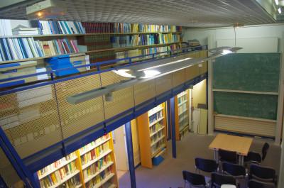 Bibliothèque de Physique Théorique - CNRS / ENS
