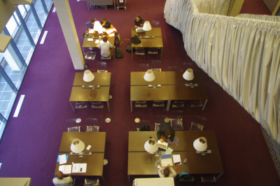 Bibliothèque de mathématiques et informatique - ENS