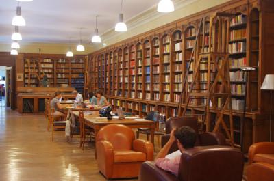 Bibliothèque Ulm - Lettres et sciences humaines - ENS