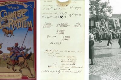 Ressources historiques du Musée Curie
