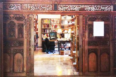 Bibliotheque  EFEO Jakarta