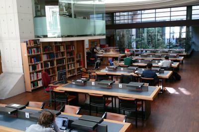 Bibliothèque CECMC  - EHESS -  Maison Asie