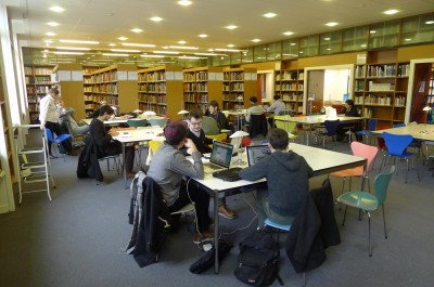 Bibliothèque de l'École nationale supérieure des arts décoratifs