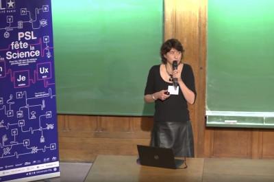 Conférence Sylvie Cabrit