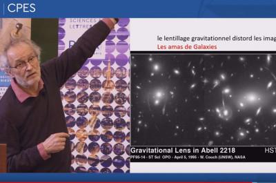 Introduction à la Cosmologie et à la Recherche Spatiale