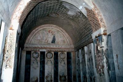 Tombe des Trois Frères à Palmyre ©A. Barbet